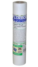 Floriani Stitch N Wash Stabilizer