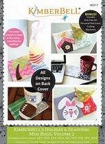 Kimberbell Holiday & Seasonal Mug Rugs Vol 2