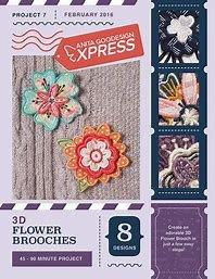 Anita Goodesign Express Needlepoint Florals