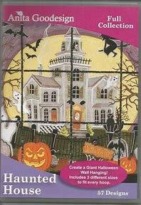 Anita Goodesign Full Haunted House