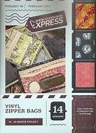 Anita Goodesign Express Vinyl Zipper Bags