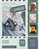Anita Goodesign Express Scarf Loops