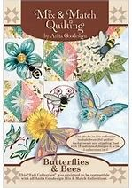Anita Goodesign Mix&Match Butterflies & Bees