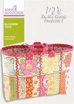 Anita Goodesign In The Hoop Bloomin' Tote