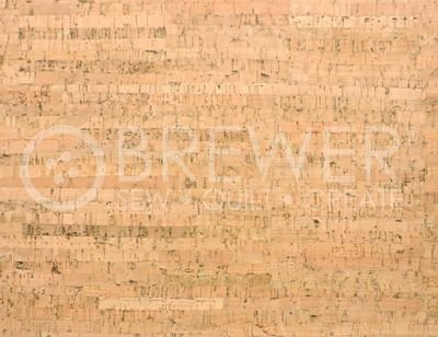 Cork Touch PRO Brown Surface Fabric 1yd