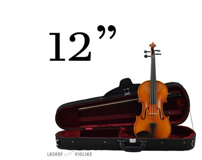 Leon Albert - 12 Viola Outfit (for Quarterly Online Rental Agreement)