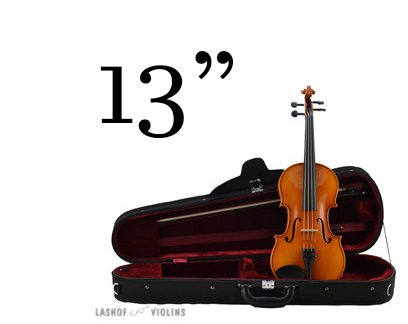 Leon Albert - 13 Viola Outfit (for Quarterly Online Rental Agreement)