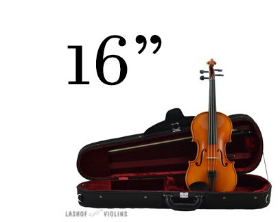 Leon Albert - 16 Viola Outfit (for Quarterly Online Rental Agreement)