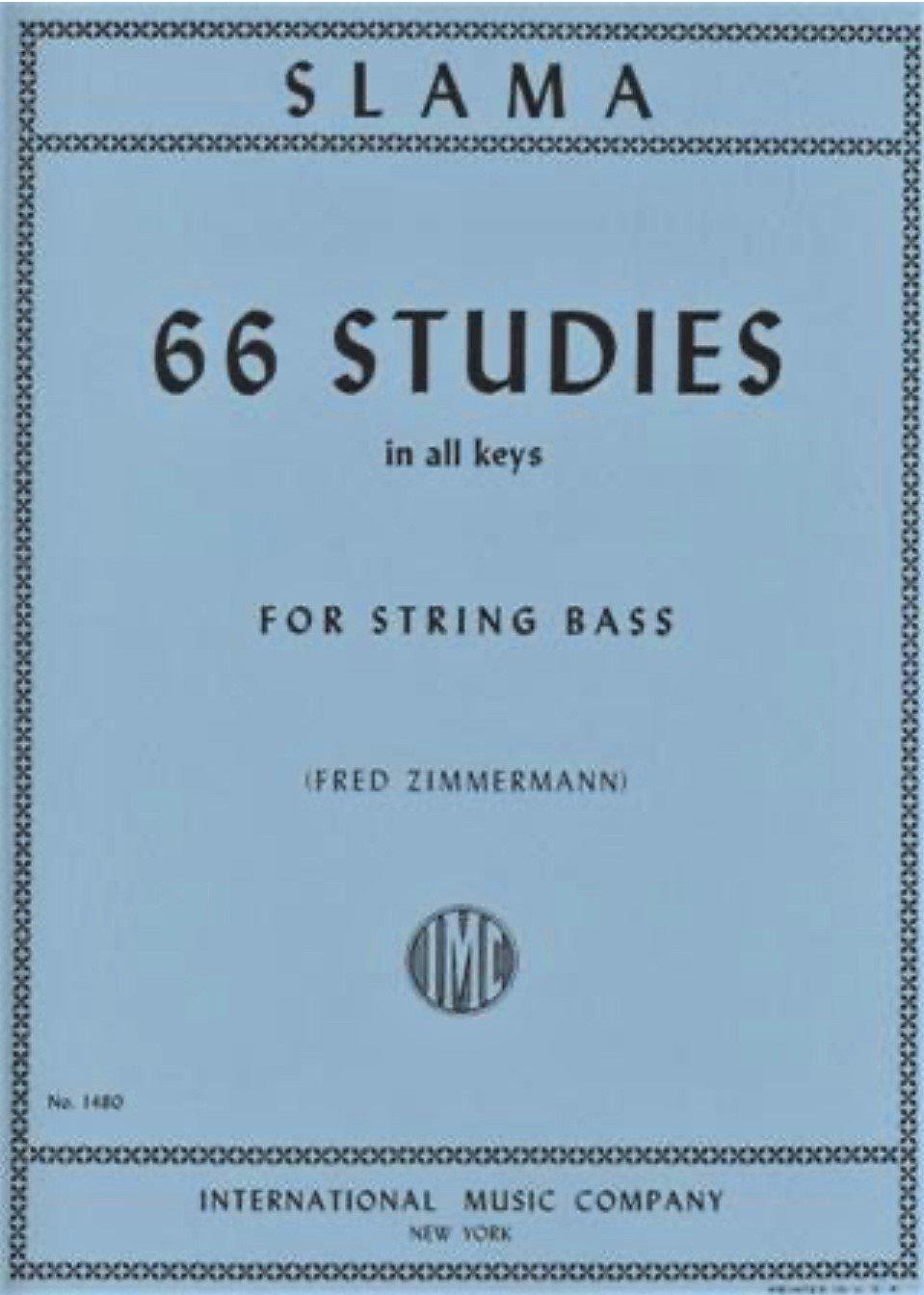 66 Studies - Slama - Bass - Zimmerman - International