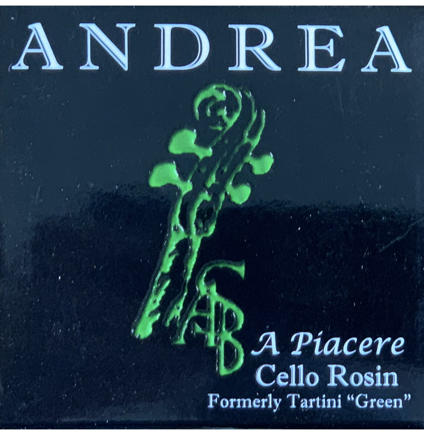 Andrea Rosin - Cello A Piacere