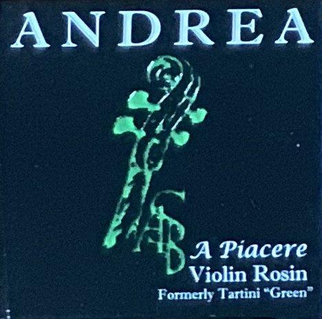 Andrea Rosin - Violin A Piacere Full Cake