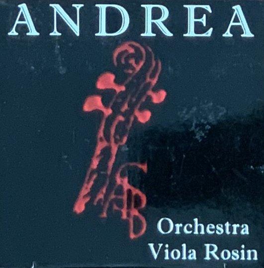 Andrea Rosin - Viola Orchestra Full Cake