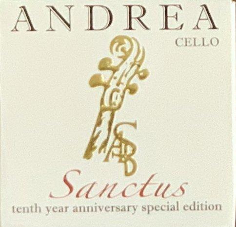 Sanctus Cello Rosin