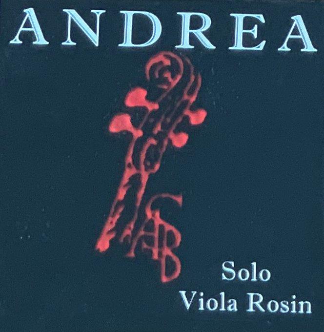 Andrea Rosin - Viola Solo Full Cake