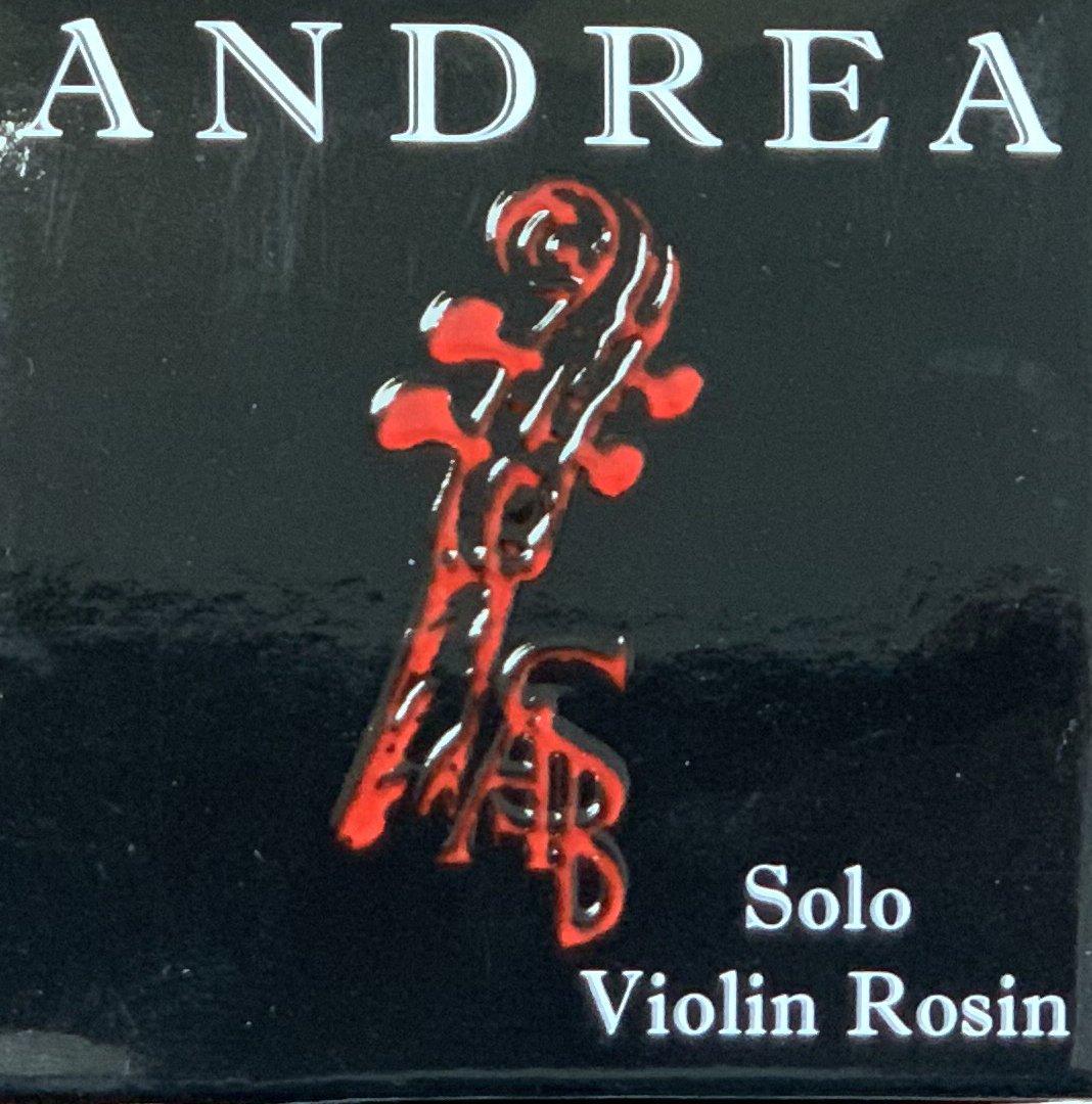 Andrea Solo Violin Rosin - Full Cake