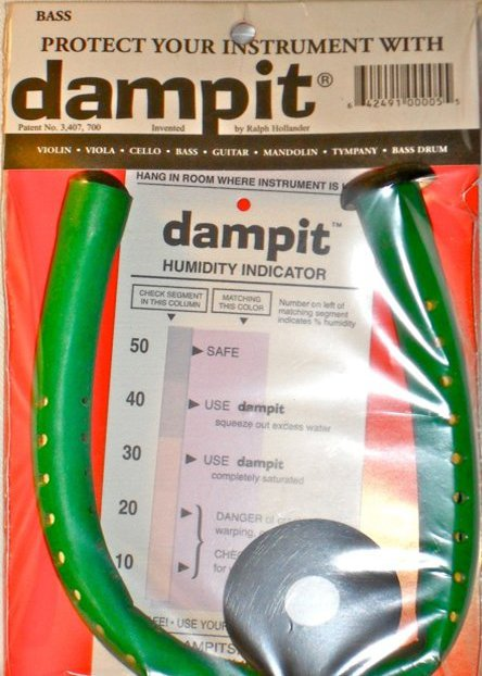 Dampit - Bass