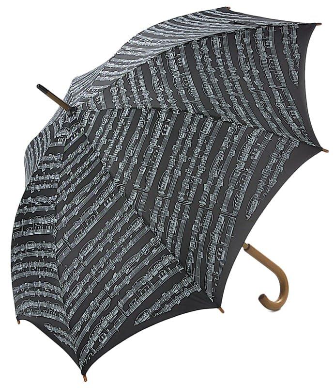 Sheet Music Umbrella