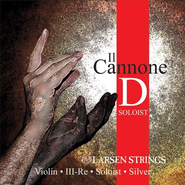 Il Cannone Soloist Violin D