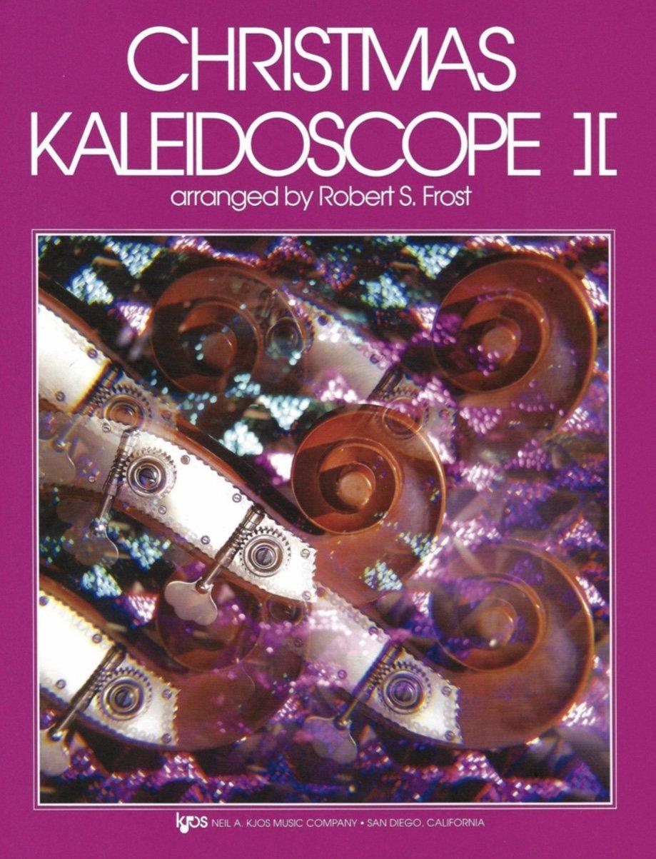 Christmas Kaleidoscope II - Frost - Piano Accompaniment - Kjos