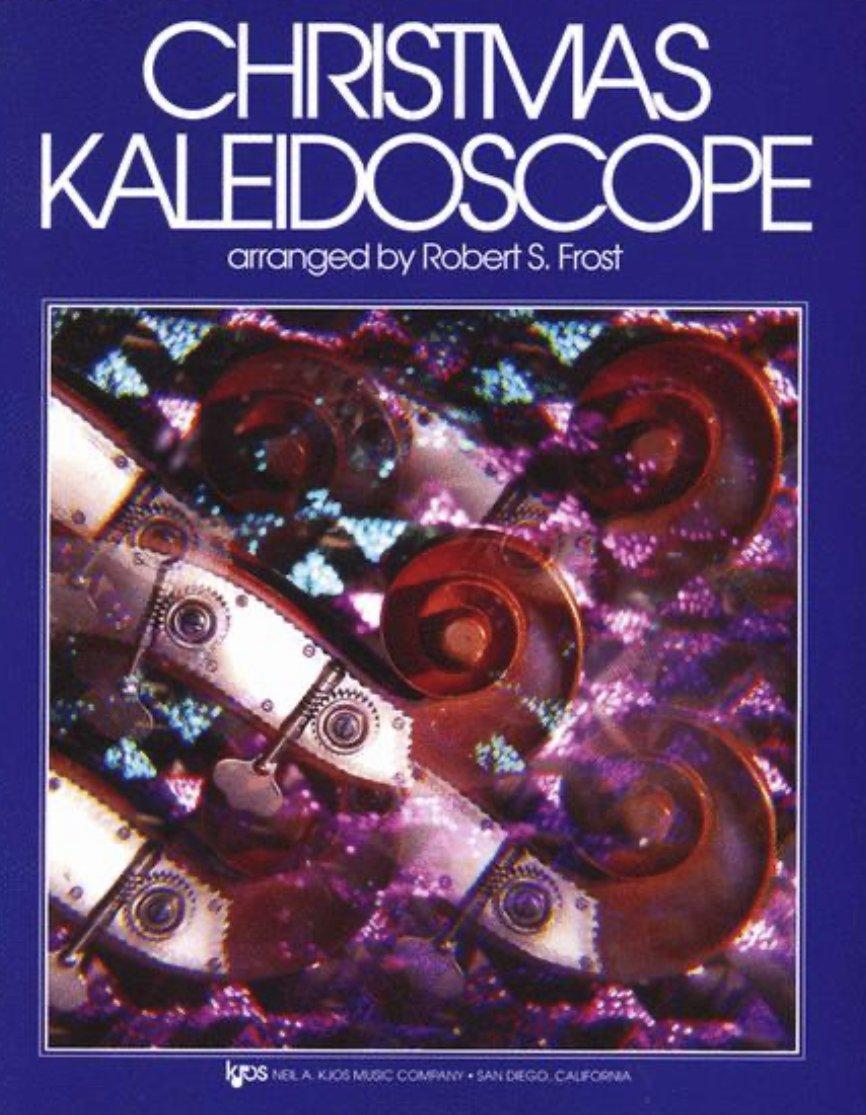 Christmas Kaleidoscope - Frost - Viola - Kjos