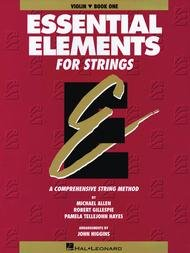 Essential Elements for Strings - Book 1 - Viola