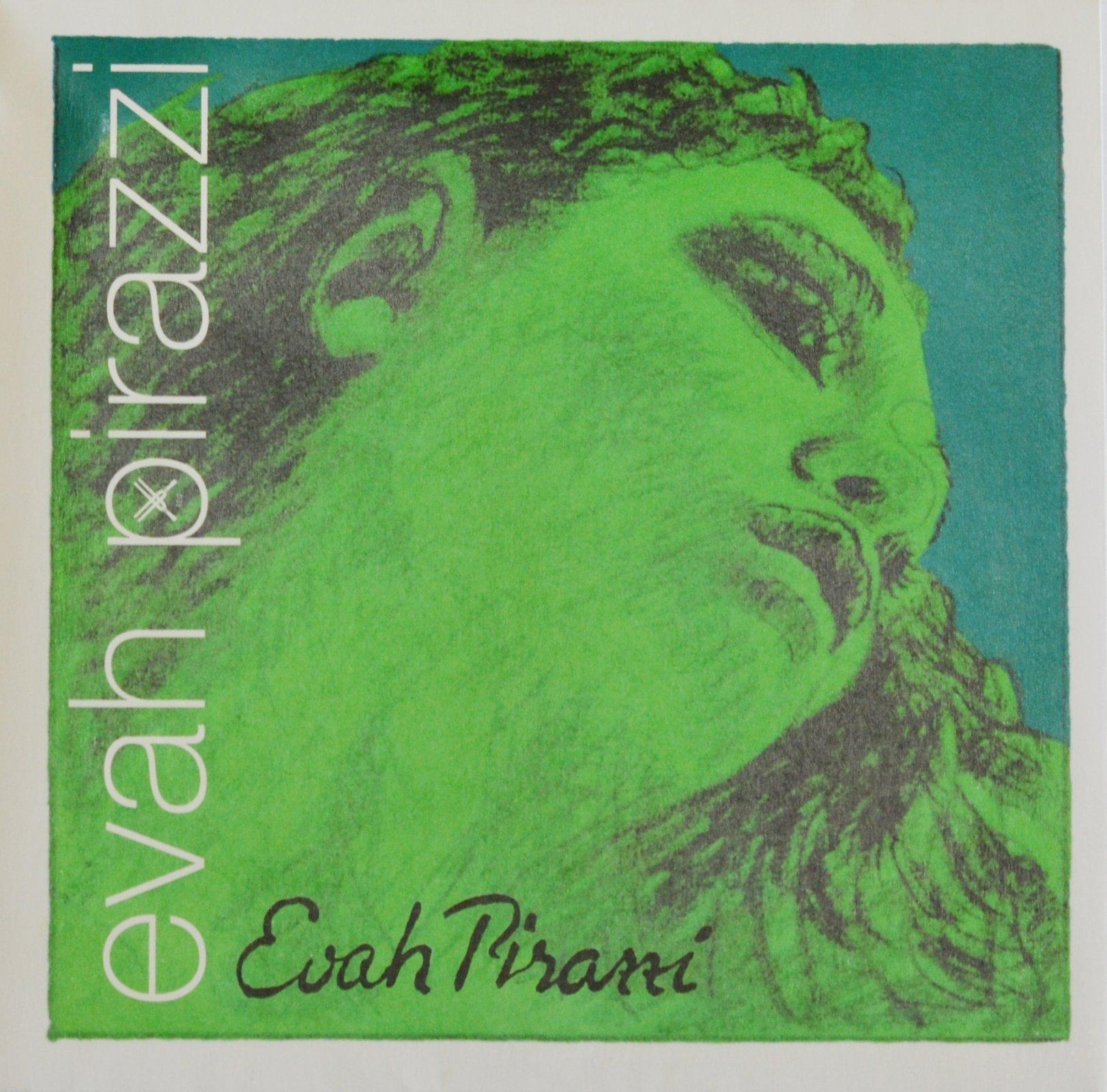 Evah Pirazzi Violin E Loop 4/4 Gold **27 gauge