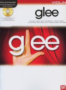 Glee Violin - Hal Leonard