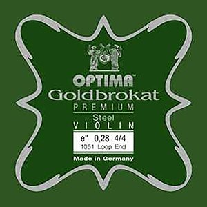 Goldbrokat Premium Steel Violin E