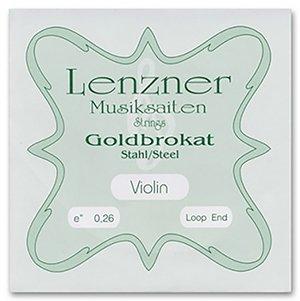 Goldbrokat Violin E Fractional