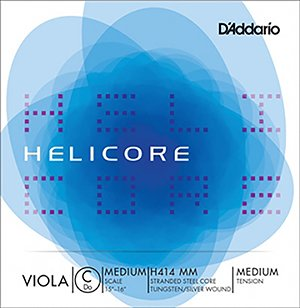 Helicore Viola C - 15 in. and up