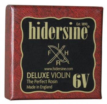 Hidersine Rosin - 6V Violin/Viola Dark