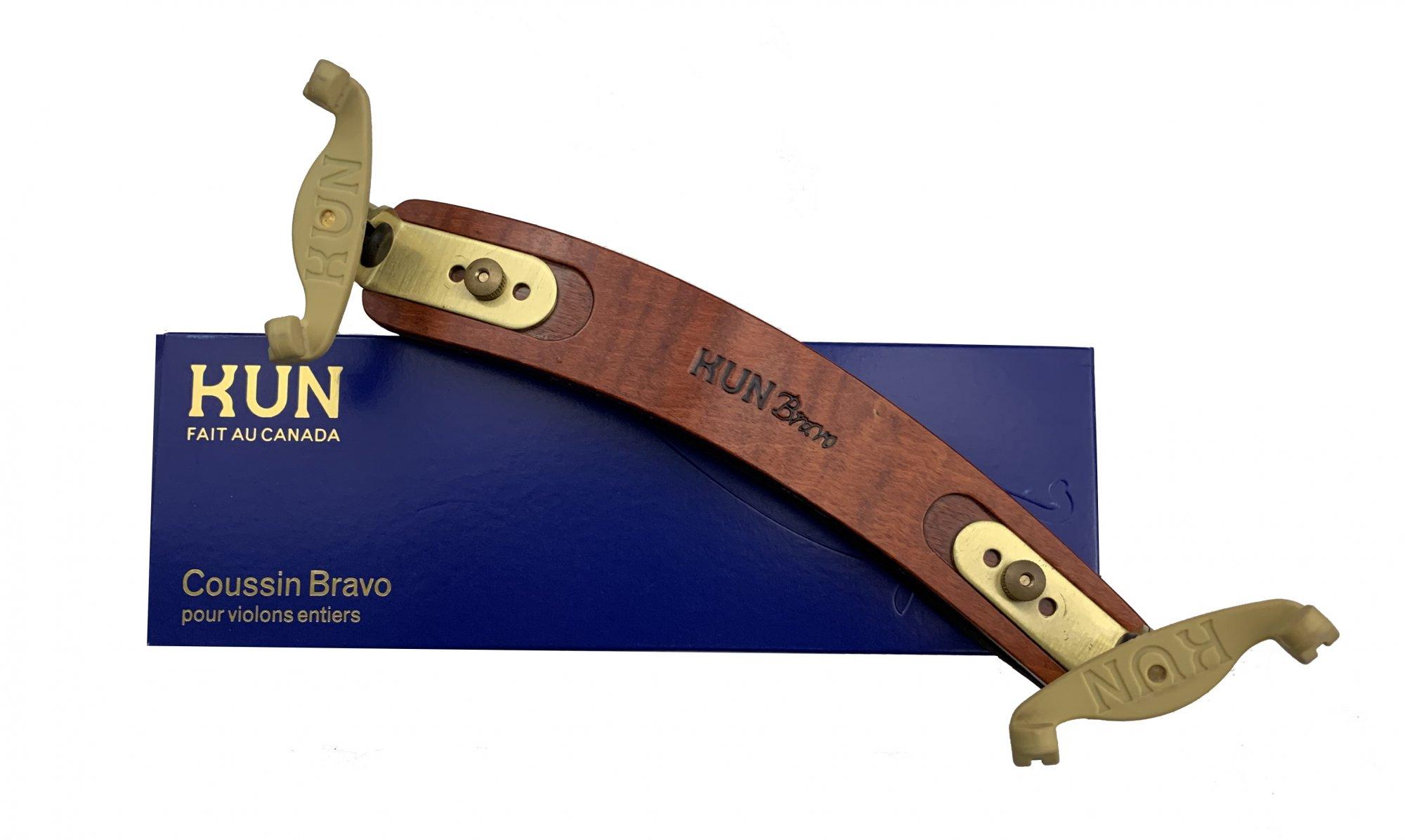 Kun Bravo (Wood) - Violin