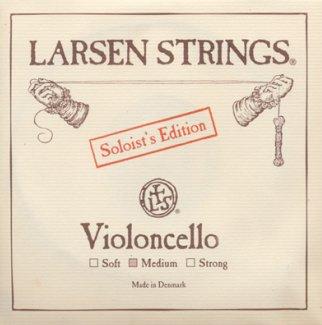 Larsen Cello G Tungsten Soloist (Medium)