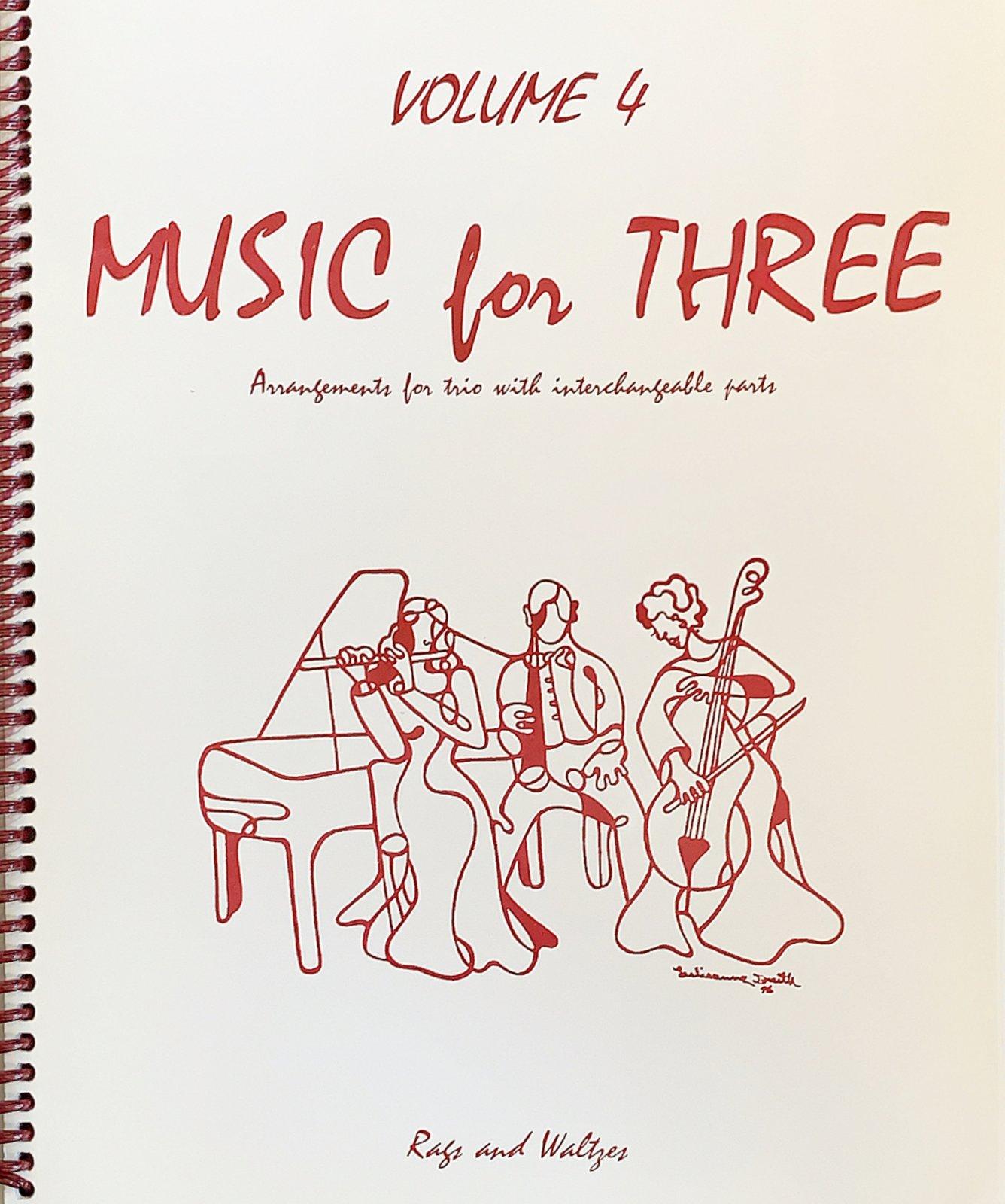 Music for Three Vol 4 Pt 3 - Cello - Kelley - Last Resort