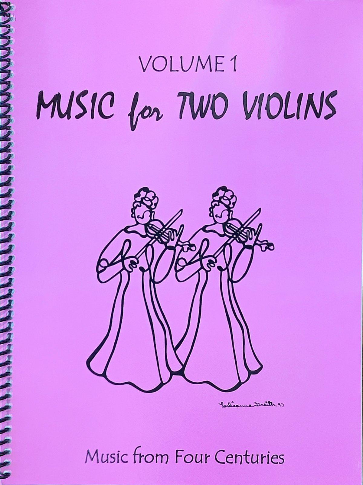 Music for Two Violins Vol 1 - Kelley - Last Resort
