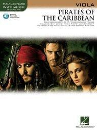 Pirates of the Caribbean Viola