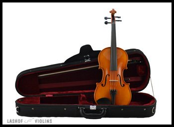 Leon Albert - 4/4 Violin Outfit (for Quarterly Online Rental Agreement)