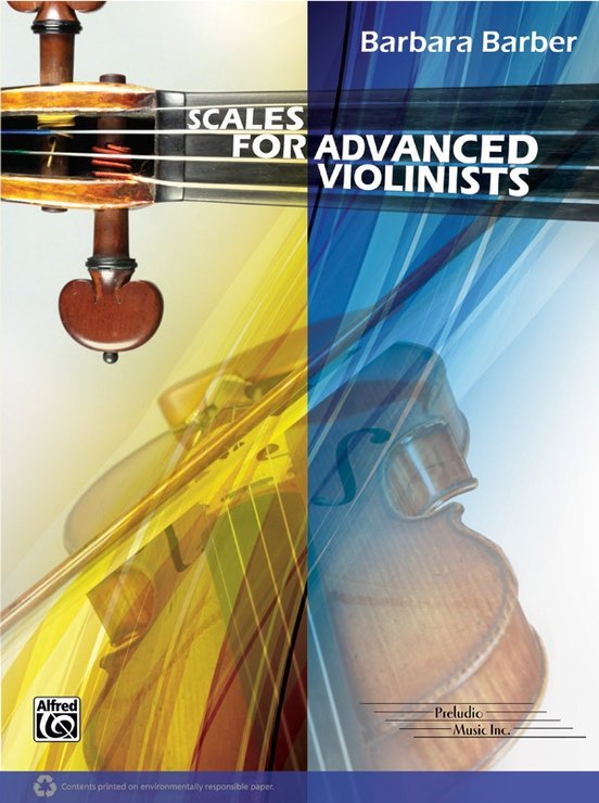 Scales for Advanced Violinists - Barber - Violin - Alfred