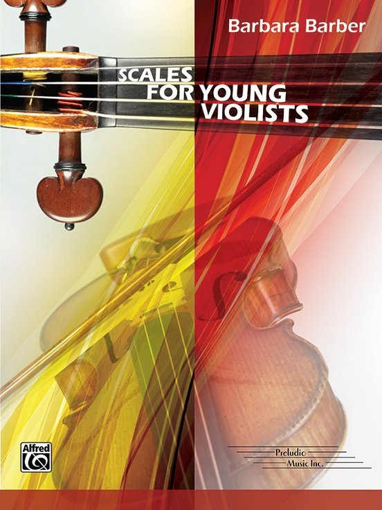 Scales for Young Violists - Barber - Viola - Alfred