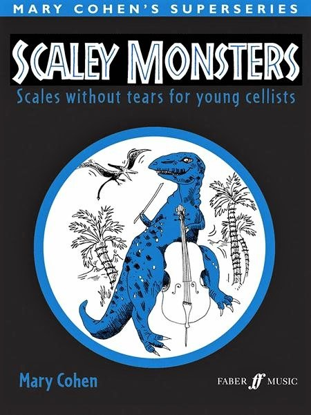 Scaley Monsters - Cohen - Cello - Faber Music