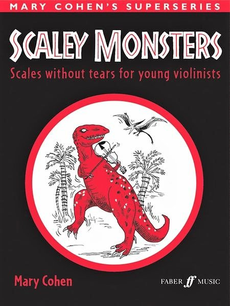 Scaley Monsters - Cohen - Violin - Faber Music