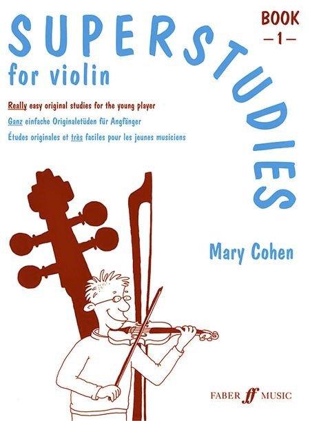 SuperStudies for Violin Vol 1 - Cohen - Violin - Faber Music