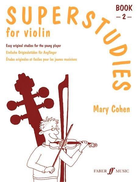 SuperStudies for Violin Vol 2 - Cohen - Violin  - Faber Music