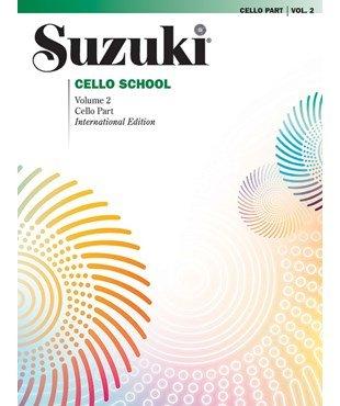 Suzuki Cello School Vol 2 - Summy-Birchard