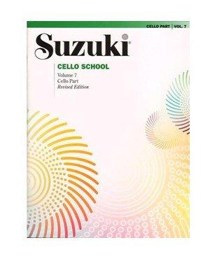 Suzuki Cello School Vol 7 - Summy-Birchard