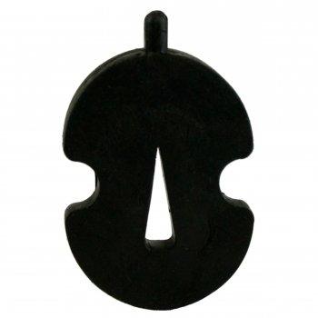 Tourte Style Mute - Single Hole - Cello