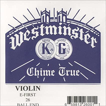 Westminster Violin E