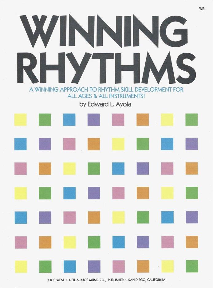 Winning Rhythms - Ayola - Kjos