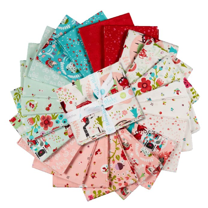 Little Red HY Bundle 21 pcs