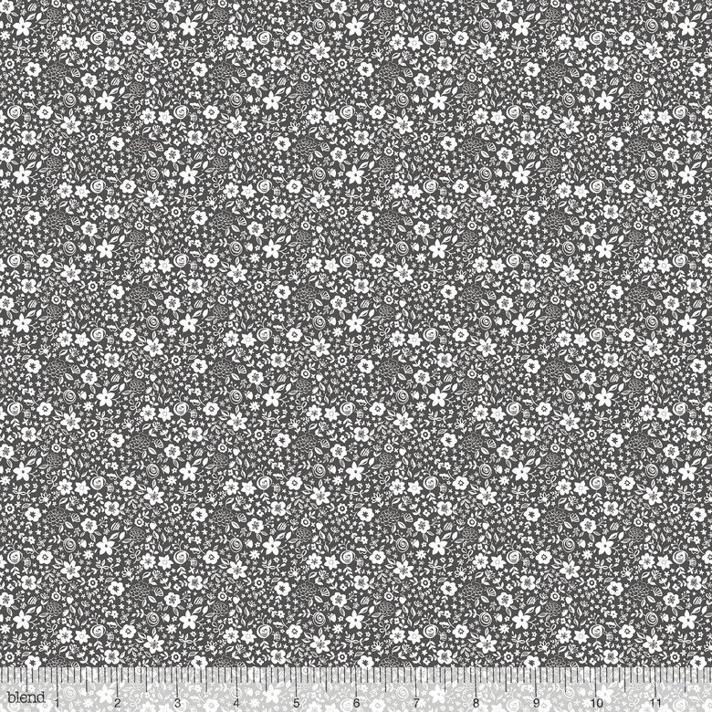 Going in Style - Bella Blooms Grey